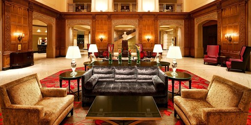 $178-$220 -- Stay at the Historic Chateau Laurier in Ottawa