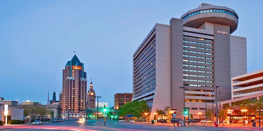 $99-$119 -- Downtown Milwaukee Hotel w/$20 Credit & Weekends