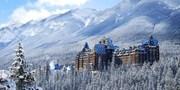 $1124 -- 3 Nts at #1 Banff Hotel in Ski Season, Now 30% Off