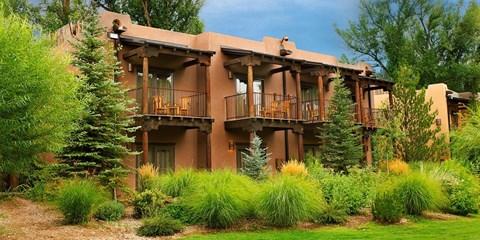 $129 -- New Mexico: Taos 4-Diamond Resort into Dec., 40% Off