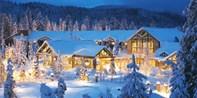 ¥1,099起 -- 5.7折 加州Yosemite获奖宾馆1晚 含早+滑冰/徒步等 近国家公园南门
