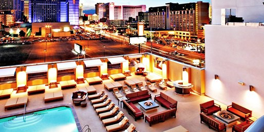 $99 -- Suite at Las Vegas 4-Star Hotel incl. Weekends