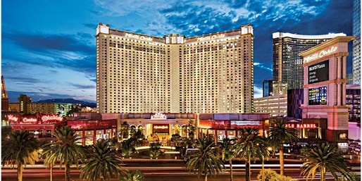 $40 & up -- Monte Carlo Resort on the Strip through December