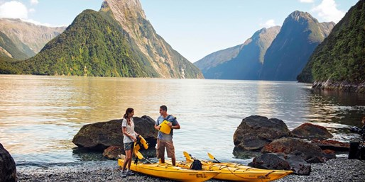$2999 -- 11-Day Tour incl. Auckland, Rotorua & Milford Sound