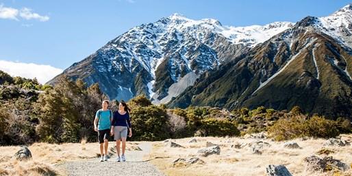 $2269 -- New Zealand 10-Nt., 7-City Trip w/Car Rental & Air
