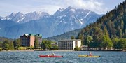 $90 -- Harrison Hot Springs Resort w/Breakfast, Reg. $138