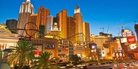 $361 & up -- Vegas: 4-Star Hotel w/Air from 13 Cities