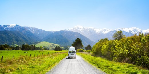 £849pp -- New Zealand: Hotel & Motorhome Break, Save 34%