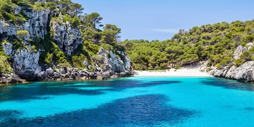 £319pp -- Balearics: Deluxe All-Inc Menorca Holiday w/Flts