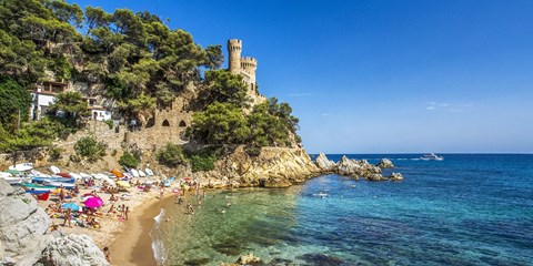 £119pp -- Costa Brava 4-Night Deluxe Break w/Meals