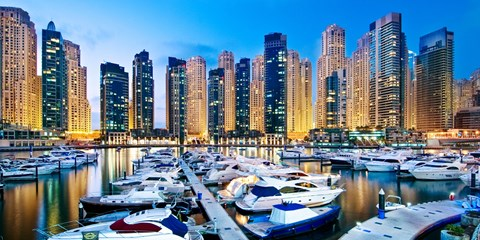 £1099pp -- Dubai 7-Nt Christmas Cruise w/Flights & Transfers