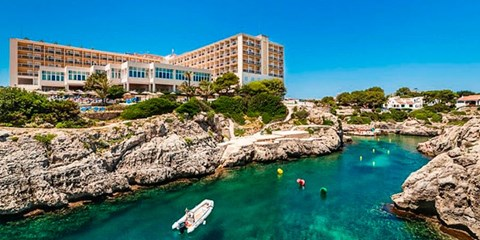 £249pp -- Balearics: 4-Star All-Inc Menorca Week, fr Bristol