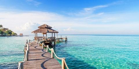 £824pp -- Thailand: Bangkok & Phuket Holiday; fr Birmingham