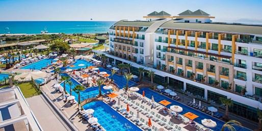 £299pp -- Turkey: All-Inclusive 5-Star Beachfront Break
