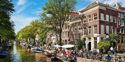 £169pp -- 3-Night Amsterdam Getaway w/Flights from Belfast