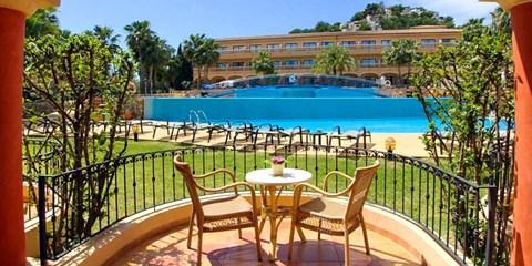 £169pp -- Mallorca: Deluxe 4-Night Break w/Flights