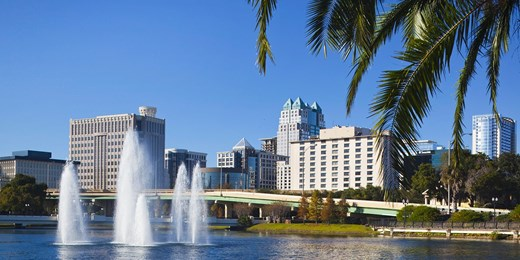 £399pp & up -- Florida: 7-Night Orlando Holiday w/Flights
