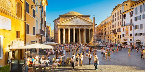 £119pp -- Rome: 4-Star Break inc Flights, up to 41% Off