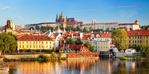 £119pp -- Boutique Prague Break w/Breakfast; Fly fr Bristol