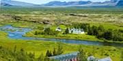£299pp -- Iceland: 3-Nt Reykjavik Break w/'Thrones' Tour