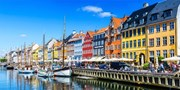 £189pp -- Copenhagen: 3-Night Deluxe Break nr Tivoli Gardens