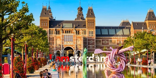 £125pp -- 4-Star Amsterdam Break w/Choice of 3 Tours