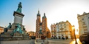 £179pp -- Central Krakow Break inc Tour; Fly fr the Midlands