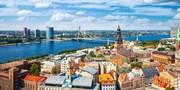£99pp -- 3-Night Riga Break w/Flights & Breakfast, Save 38%