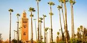 £229pp -- 5-Star Luxury All-Inclusive Marrakesh Escape