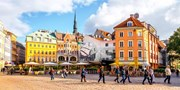£99pp -- Deluxe 4-Star Riga Break w/Flights, Save 37%