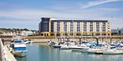 £249pp -- Jersey: Seafront Radisson Break w/Meals & Flights
