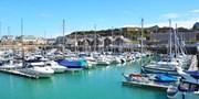 £199pp -- Jersey: Waterfront Radisson Break w/Flts or Ferry