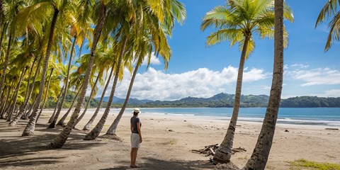 $1178 & up -- Costa Rica Beach Vacation w/Nationwide Air