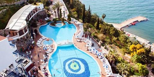 ab 228 € -- Türkei: 1 Woche im Luxushotel mit All Inclusive