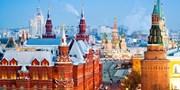 ab 1275 € -- Russland: Kreuzfahrt auf Wolga, Swir & Newa