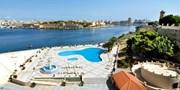 £199pp -- Luxury 3-Night Malta Break w/Flights fr the North