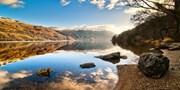 649 € -- 11 Tage Autorundreise Schottland mit Fähre & Hotels