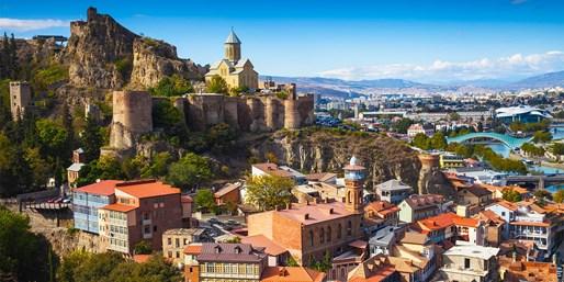 ab 215 € -- Flüge in den Orient oder Kaukasus