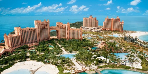$1493 -- 5-Star Atlantis Bahamas Vacation from Toronto