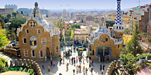$1661 -- Barcelona Weeklong Vacation from Toronto