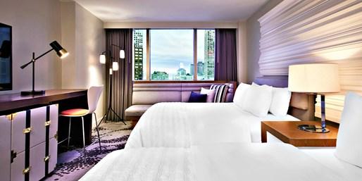 $95 -- NOLA: Chic Hotel near the French Quarter