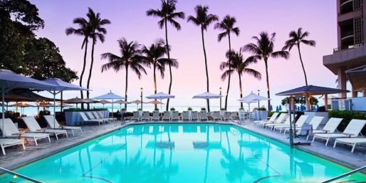 $239-$252 -- Honolulu: Luxurious Beachfront Resort