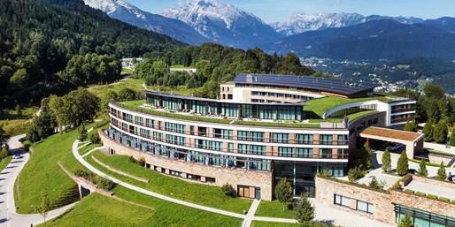 199 € -- Luxus für 2 im Kempinski Berchtesgaden, -57%