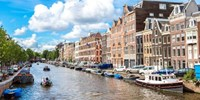 $748 -- Calgary to Amsterdam, R/T in May