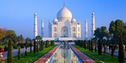$1399 & Up -- 6-Night India Trip w/Airfare & Top Sites