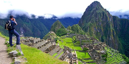 $2399 -- Tour Peru's Greatest Sights w/Air, Save $700