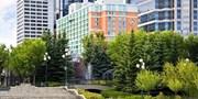 $115 -- Calgary's 4-Diamond Sheraton incl. Valet, Reg. $193