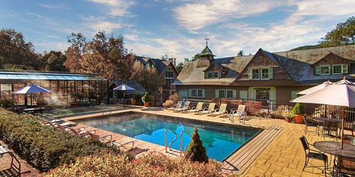 $99 -- Luxurious Vermont 'Castle' Resort w/Credit, 70% Off