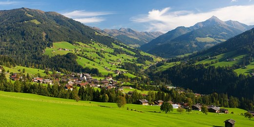 £495pp & up -- Deluxe Austrian Alps Summer Holiday w/Meals