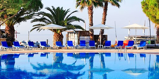 £329pp -- Turkey Beachclub w/Meals & Activities, Save £400